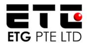ETG Pte Ltd
